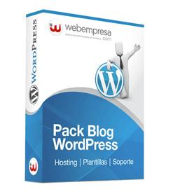 Pack WordPress