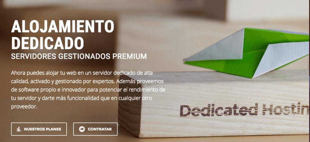 Dedicados Siteground