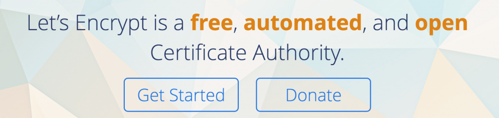 SSL gratis con lets encrypt