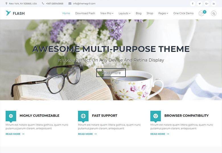 mejores-temas-wordpress-gratis-flash