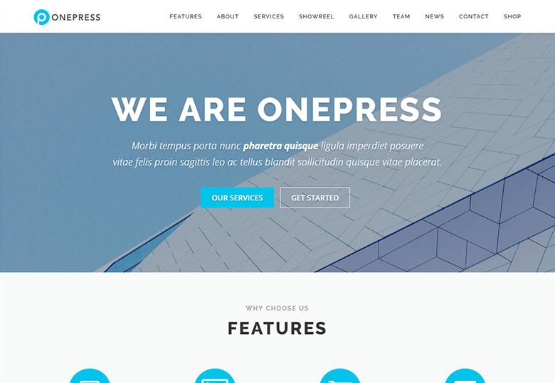 mejores-temas-wordpress-gratis-onepress