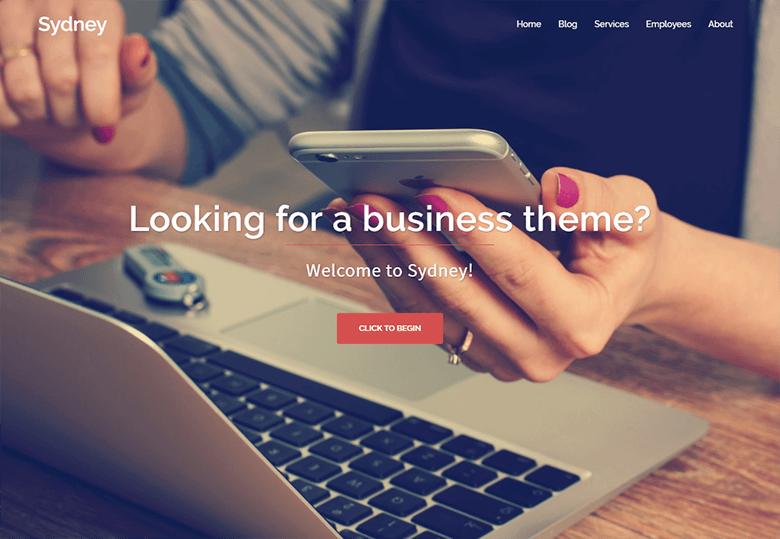 Los mejores temas para WordPress gratuitos con un aspecto profesional