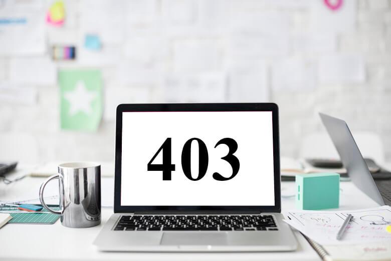 error-403
