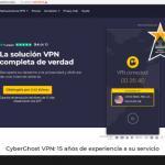 CyberGhost VPN Chrome