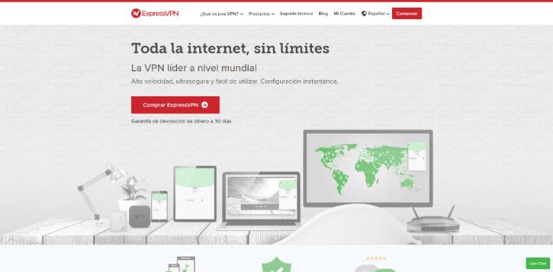 Análisis y review de ExpressVPN, una VPN con mucho que ofrecer para hacer de tu navegación una experiencia mejor