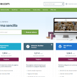 Alojamiento web One