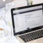 Tipos de páginas web según la temática