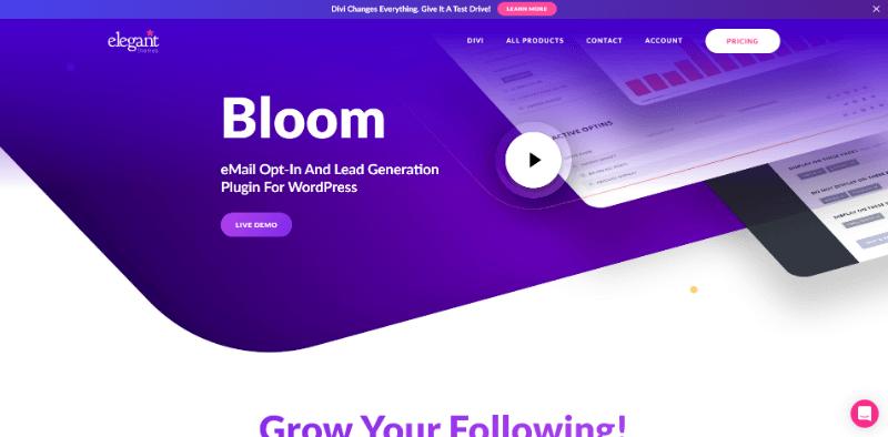 Plugin Bloom