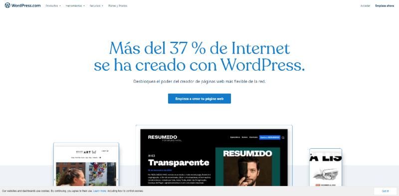 El mejor hosting gratuito para WordPress