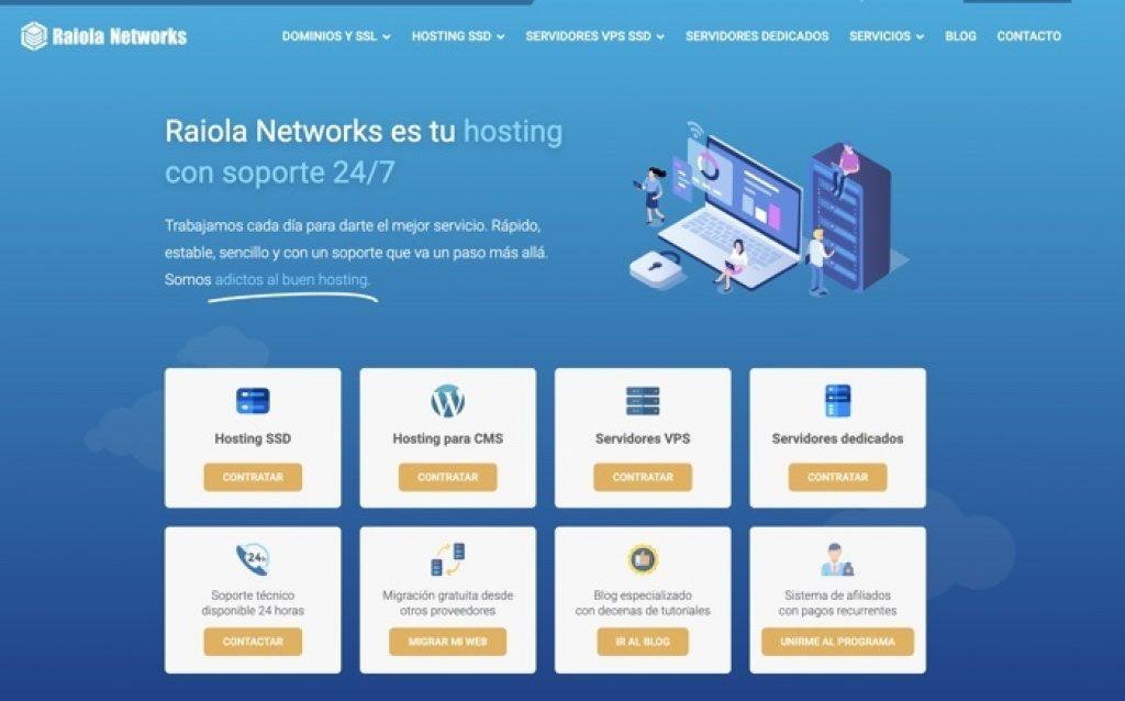 Raiola Networks España
