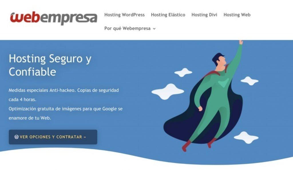 Webempresa España