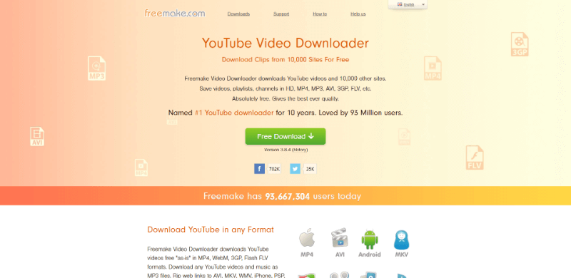 Programa para descargar vídeos