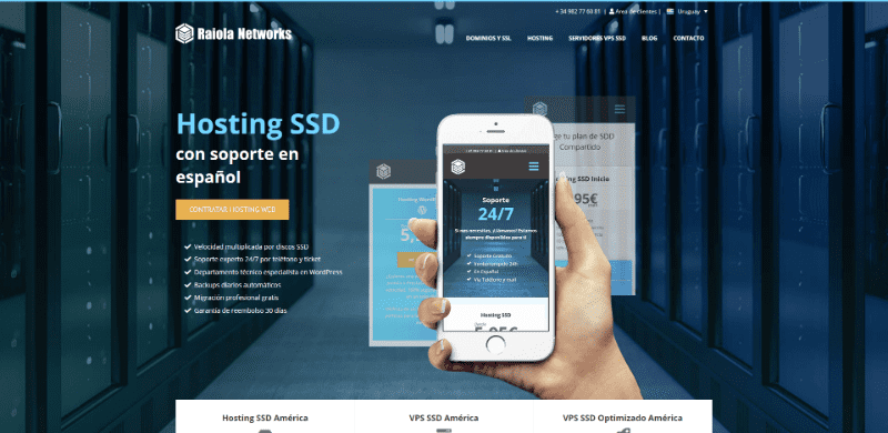Raiola Networks Uruguay