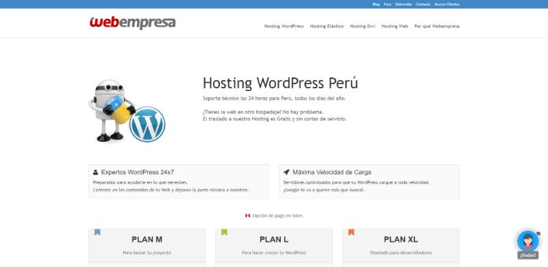 Webempresa Perú