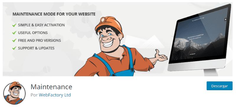 plugin maintenance