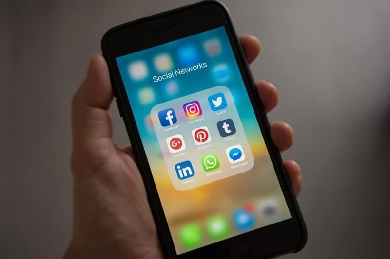 tienda online redes sociales
