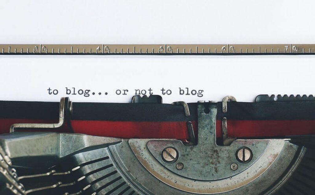 diferencia entre site y blog