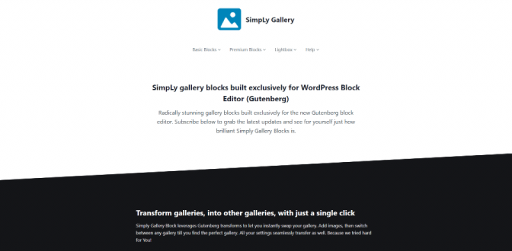 Simply Gallery