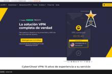 CyberGhost VPN, análisis, review y opinión para que puedas decidir por ti miso si es lo que necesitas o no