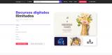 Envato Elements, todo lo que necesitas saber sobre esta plataforma de archivos digitales para páginas web