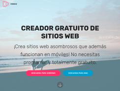 4 programas para crear páginas web con aspecto profesional sin escribir una sola línea de código